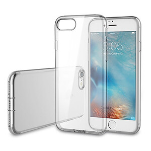 Купить Чехол ROCK Ultrathin TPU Slim Jacket Transparent для iPhone 7/8