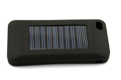 Чехол с встроенным солнечным зарядным устройством для iPhone 3G/3GS/4/4S