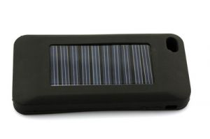 Купить Чехол с встроенным солнечным зарядным устройством для iPhone 3G/3GS/4/4S