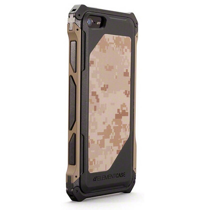 Чехол Element Case Sector 5 Spec Ops Desert для iPhone 5/5S/SE