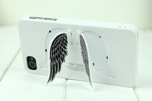 Чехол SGP Angel Wing для iPhone 4/4S