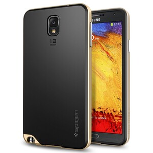 Купить Чехол oneLounge Spigen SGP Neo Hybrid Champagne Gold для Samsung Galaxy Note 3 OEM