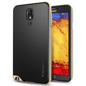 Купить Чехол Spigen SGP Neo Hybrid Champagne Gold OEM для Samsung Galaxy Note 3