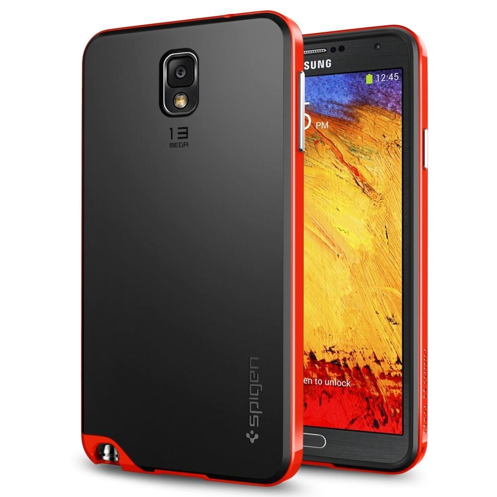 Чехол Spigen SGP Neo Hybrid Dante Red OEM для Samsung Galaxy Note 3