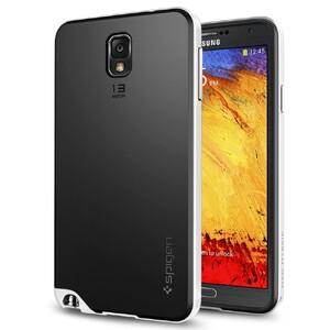 Купить Чехол oneLounge Spigen SGP Neo Hybrid Infinity White для Samsung Galaxy Note 3 (Лучшая копия)