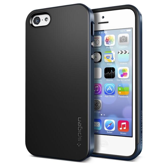 Синий чехол SGP Neo Hybrid для iPhone 5C