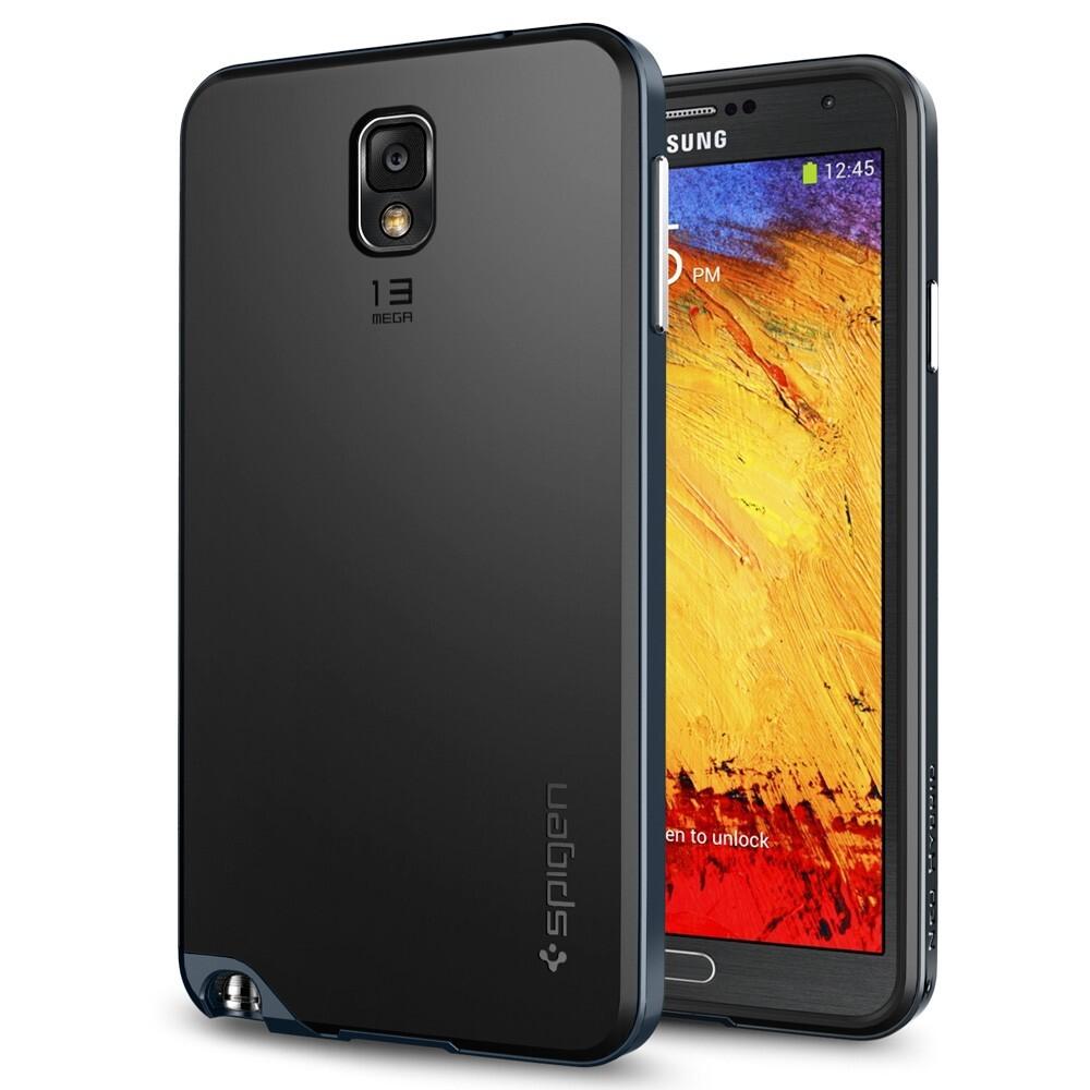 Чехол Spigen SGP Neo Hybrid Metal Slate OEM для Samsung Galaxy Note 3