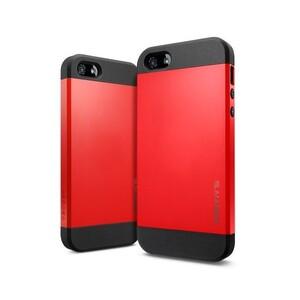 Купить Чехол Spigen SGP Slim Armor Red OEM для iPhone 4/4S