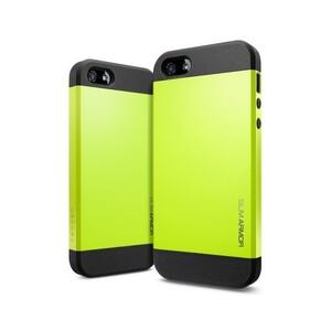 Купить Чехол Spigen SGP Slim Armor Green OEM для iPhone 4/4S