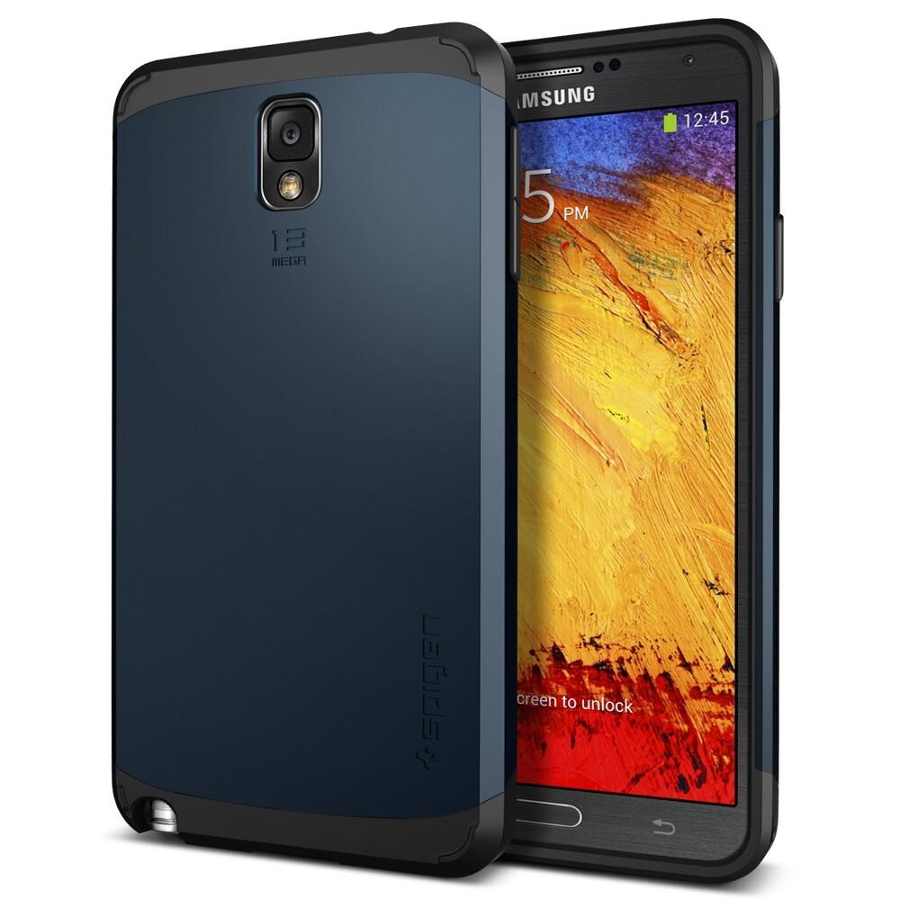 Чехол Spigen SGP Slim Armor Metal Slate OEM для Samsung Galaxy Note 3
