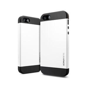 Купить Чехол Spigen SGP Slim Armor White OEM для iPhone 4/4S