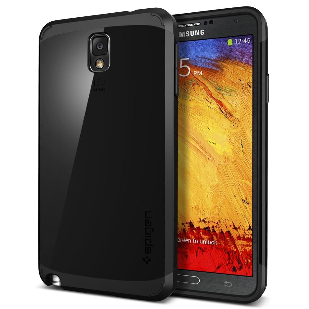 Чехол Spigen SGP Slim Armor Soul Black OEM для Samsung Galaxy Note 3