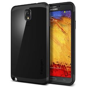 Купить Чехол Spigen SGP Slim Armor Soul Black для Samsung Galaxy Note 3 (Лучшая копия)