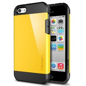Чехол SGP Tough Armor Reventon Yellow для iPhone 5C