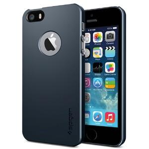 Купить Чехол SGP Ultra Thin Air A Metal Slate OEM для iPhone 5/5S/SE