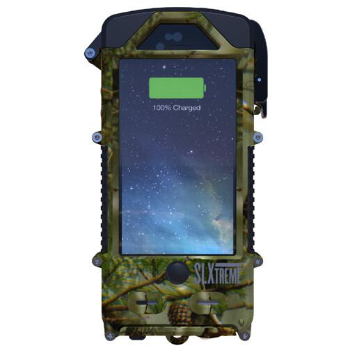 Мега-чехол SnowLizard SLXTREME 5 Hunter Camo для iPhone 5/5S/SE