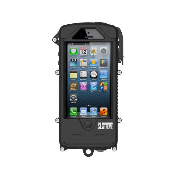 Мега-чехол SnowLizard SLXTREME 5 Black для iPhone 5/5S/SE