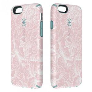Купить Чехол Speck CandyShell Inked FreshFloral Pink/River Blue для iPhone 6/6s
