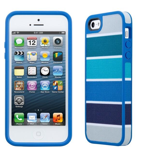 Чехол Speck Fabshell ColorBar Arctic для iPhone 5/5S/SE