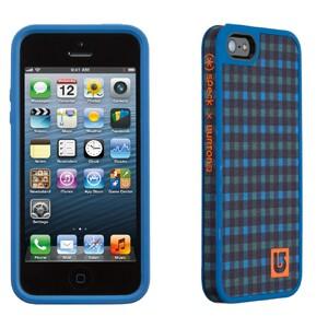Купить Чехол Speck Fabshell Burton Ballpoint Reid Plaid/Harbor для iPhone 5/5S/SE