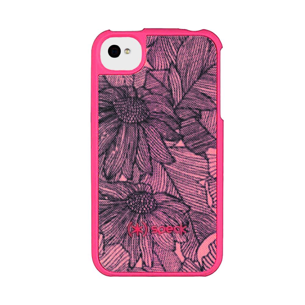 Купить Чехол Speck Fitted Bloom Pink для iPhone 4 | 4s