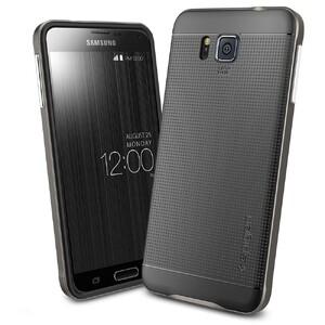 Купить Чехол Spigen Neo Hybrid Gunmetal для Samsung Galaxy Alpha
