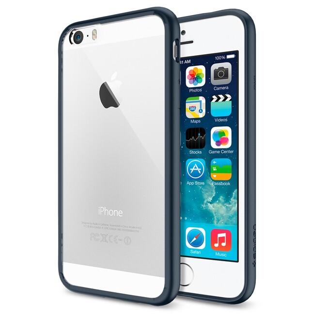 Чехол Spigen Ultra Hybrid Metal Slate для iPhone 6/6s