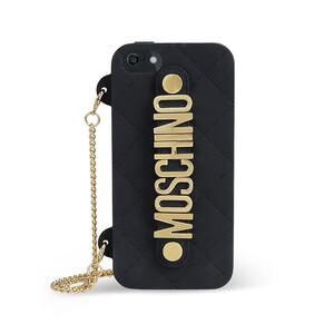 Чехол-сумочка Moschino для iPhone 5/5S