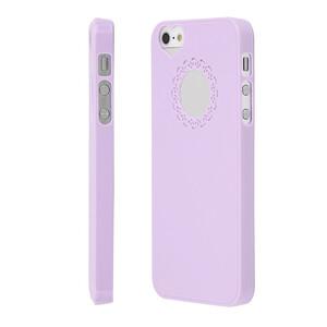 Купить Женский чехол Sweet Heart Purple для iPhone 5/5S/SE