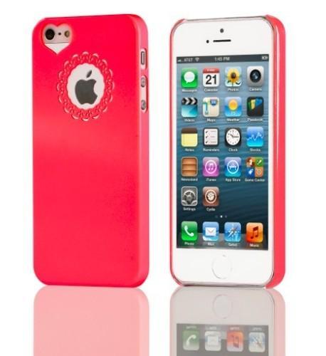 Чехол женский Sweet Heart Rose для iPhone 5/5S/SE