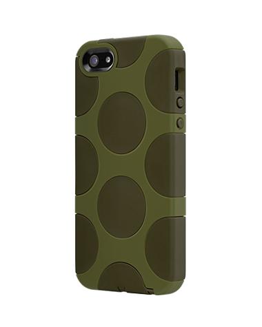 Зеленый чехол SwitchEasy FreeRunner для iPhone 5/5S/SE