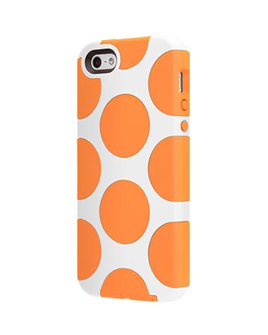 Оранжевый чехол SwitchEasy FreeRunner для iPhone 5/5S/SE