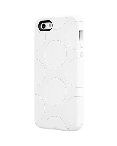 Белый чехол SwitchEasy FreeRunner для iPhone 5/5S/SE