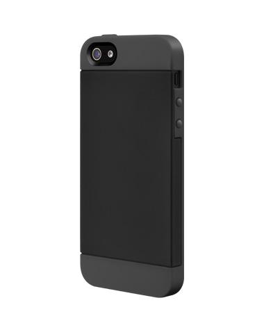 Черный чехол SwitchEasy Tones для iPhone 5/5S/SE