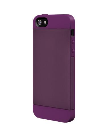 Фиолетовый чехол SwitchEasy Tones для iPhone 5/5S/SE