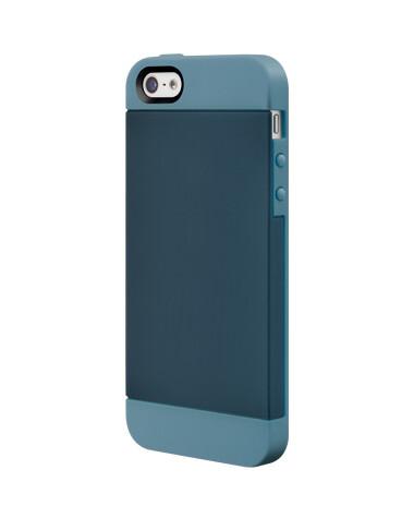 Синий чехол SwitchEasy Tones для iPhone 5/5S/SE