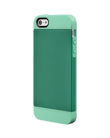 Бирюзовый чехол SwitchEasy Tones для iPhone 5/5S/SE