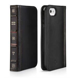 Чехол-книжка Twelve South BookBook для iPhone 5/5S/SE