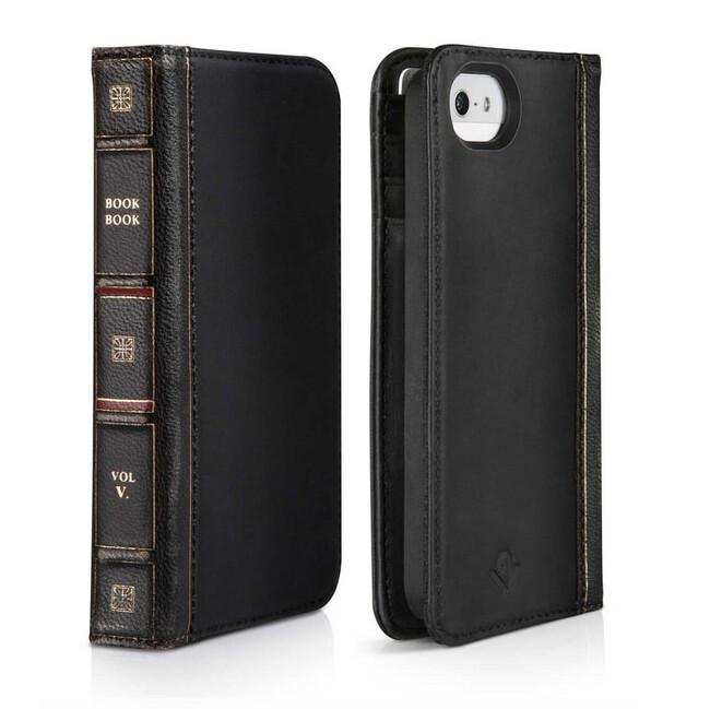 Чехол-книжка Twelve South BookBook для iPhone 5/5S/SE