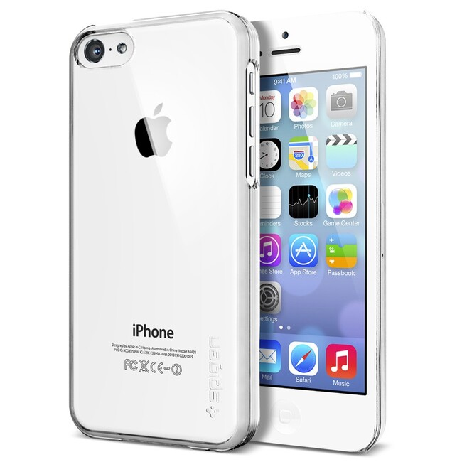 Чехол SGP Ultra Thin Air для iPhone 5C