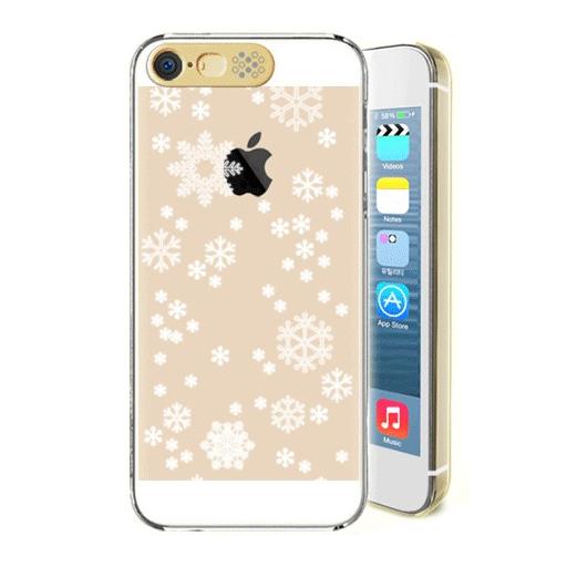 LED чехол VanD Snow для iPhone 5/5S/SE