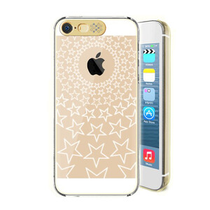 Купить LED чехол VanD Stars для iPhone 5/5S/SE