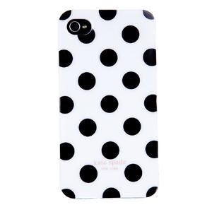 Купить Чехол Kate Spade white для iPhone 4/4S