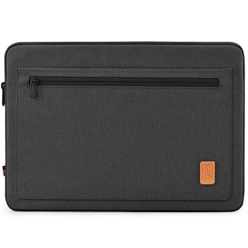 Купить Чехол-сумка WIWU Pioneer Laptop Sleeve Black для MacBook Air 13"