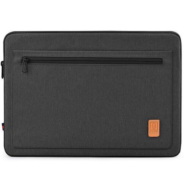 """Чехол-сумка WIWU Pioneer Laptop Sleeve Black для MacBook Air 13""""   Pro 13"""""""