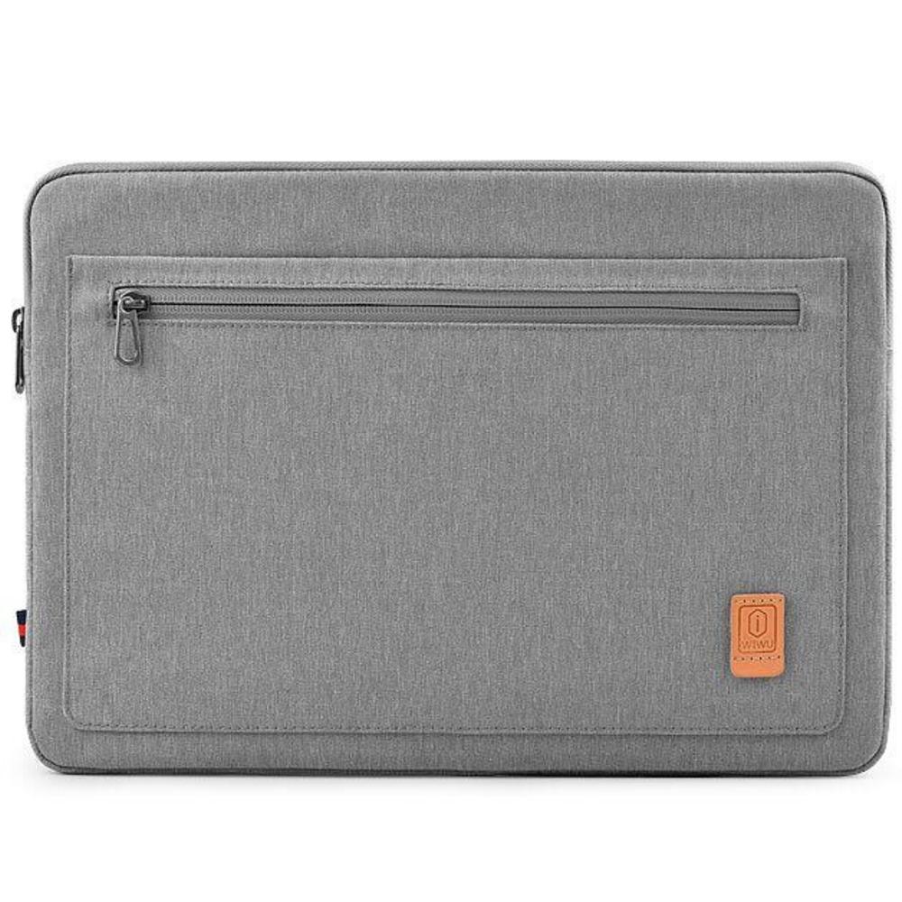 "Купить Чехол-сумка WIWU Pioneer Laptop Sleeve Gray для MacBook Air 13"" | Pro 13"""