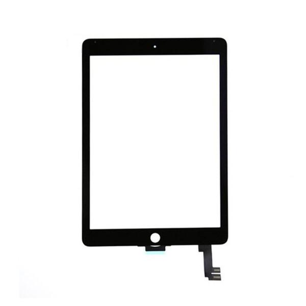 Черное сенсорное стекло (тачскрин) для iPad Air 2