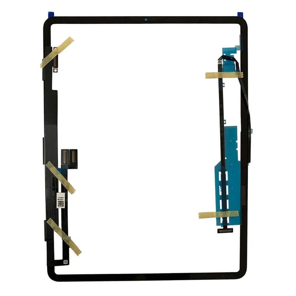 """Купить Черное сенсорное стекло (тачскрин) iPad Pro 12.9"""" (2020)"""
