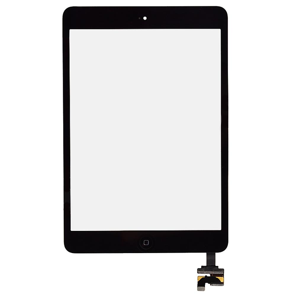 Купить Черный тачскрин (сенсорный экран, копия) для iPad mini 1 | 2