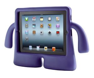 Купить Детский чехол oneLounge iGuy Purple для iPad 2/3/4